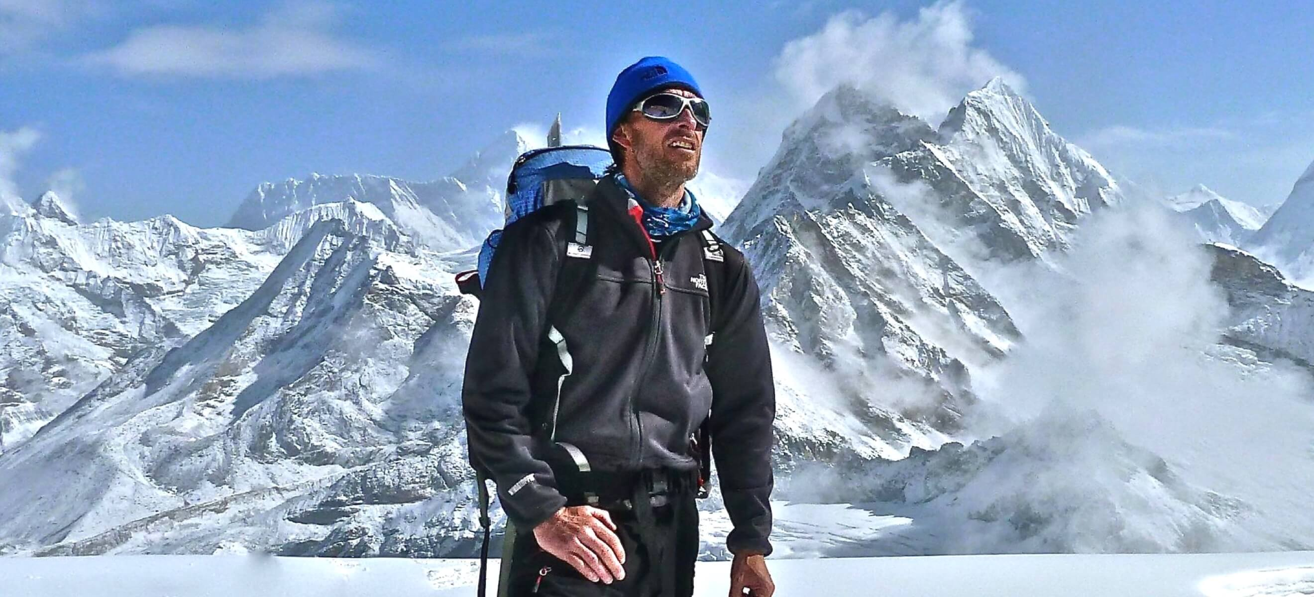 Gabriel Filippi and Organ Donation: A Cause Equal to the Height of Everest!