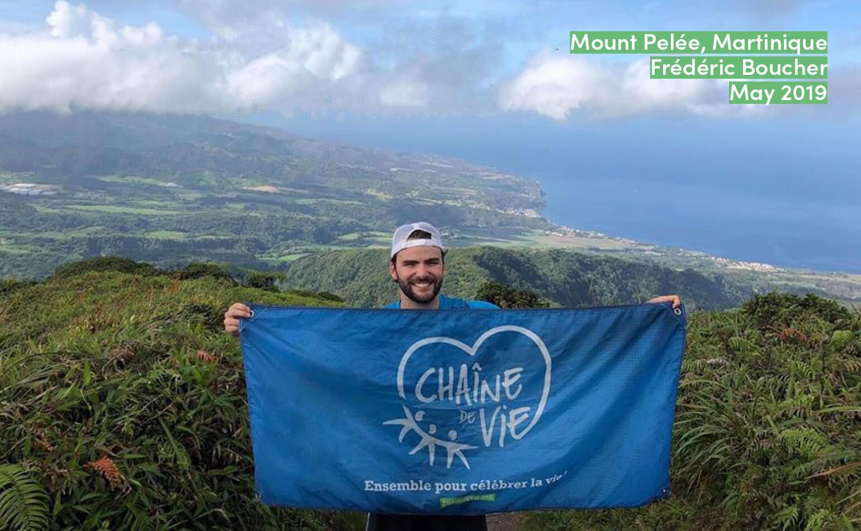 Climb with the Flag!